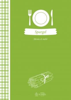 Spargel  -  Menüs und mehr