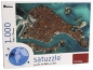 Preview: Satellitenbild Puzzle Venedig - 1000 Teile
